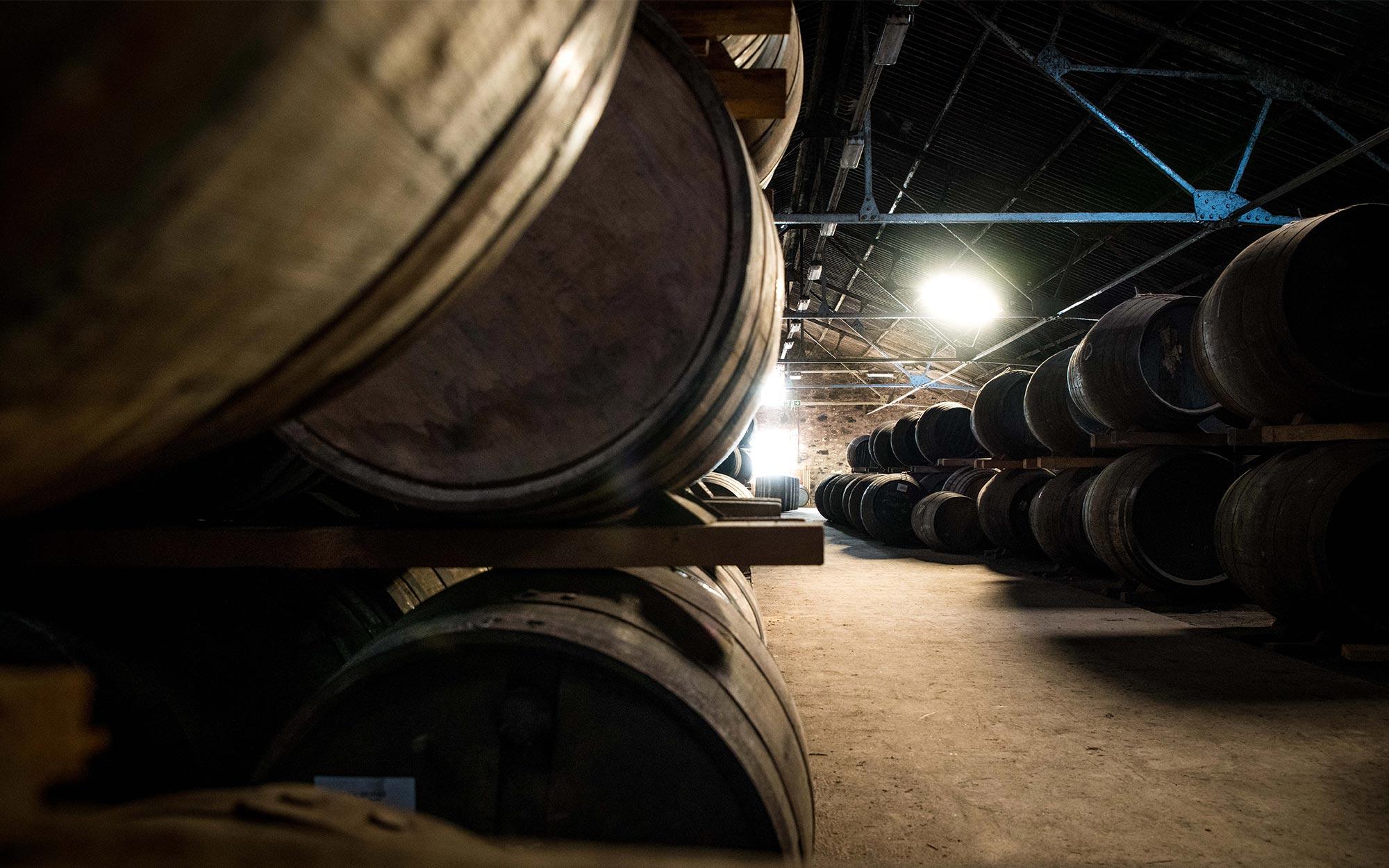 La fabrique à whisky